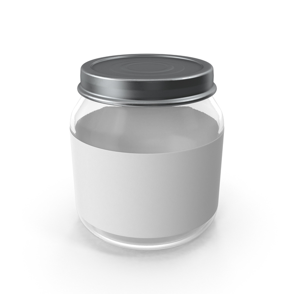 Baby Food Jar Object