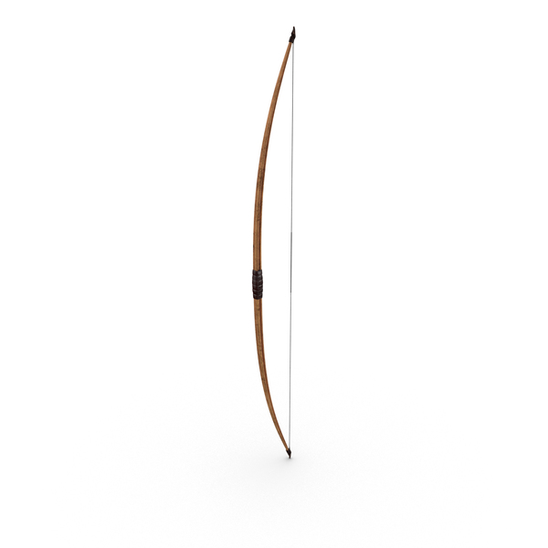 Medieval Bow Object