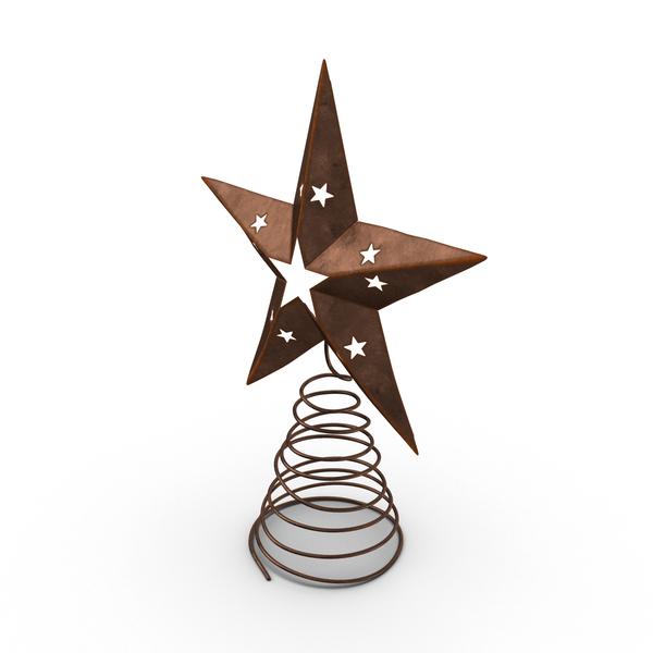 Star Topper Object