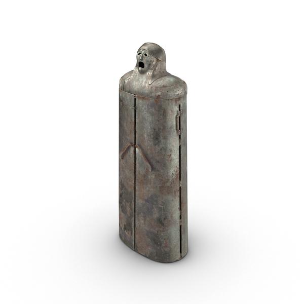Iron Maiden Object