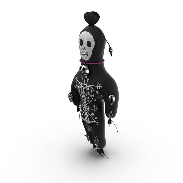 Voodoo Doll Object