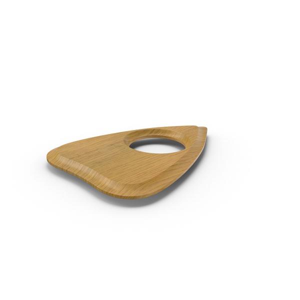 Ouija Board Planchette Object
