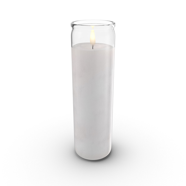 Voodoo Candle Object