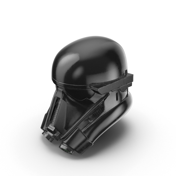 Imperial Death Trooper Helmet Object