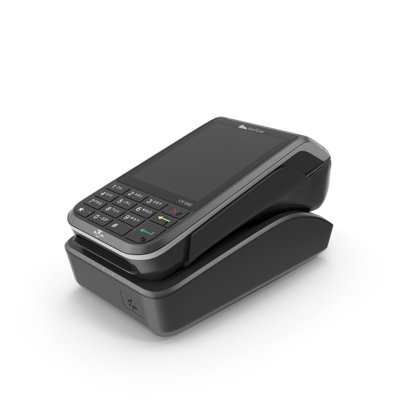 Veriphone VX 690 Payment Terminal Object