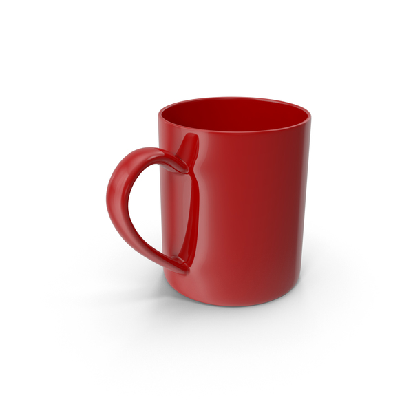 Red Cup Object